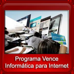 Vence – Técnico em Informática para Internet Integrado ao Ensino Médio