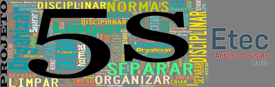 Projeto 5s Etec Antonio Devisate
